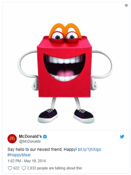 McDonald's Happy