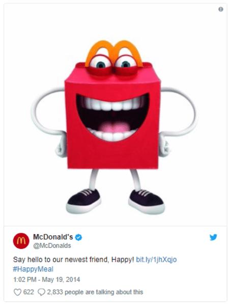McDonald's Happy