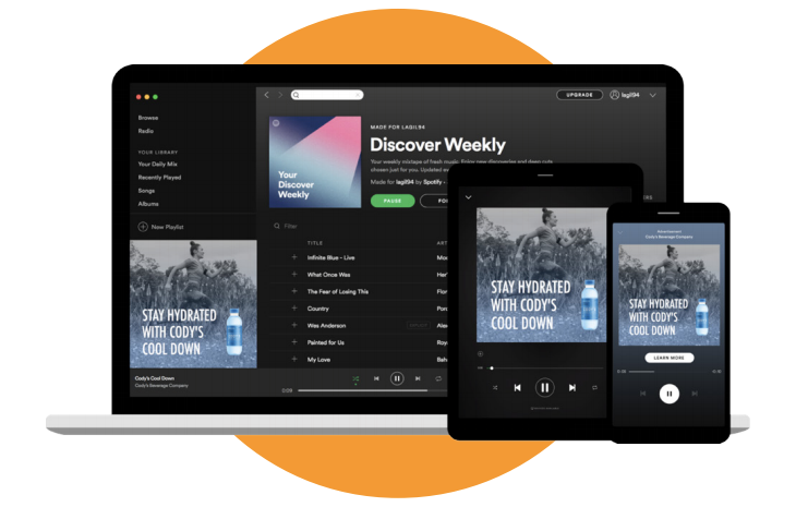 Spotify Placements