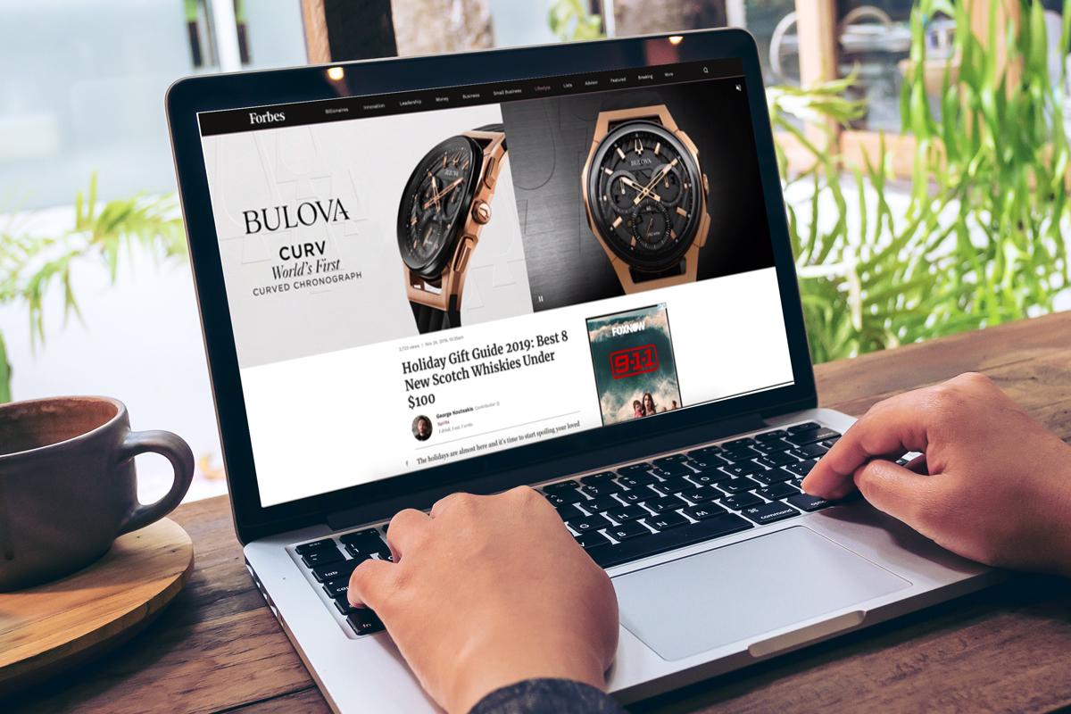Bulova Digital Plan