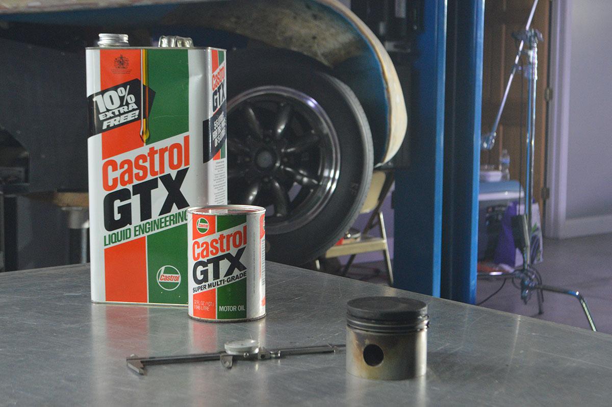 Castrol GTX High Mileage Brand Film