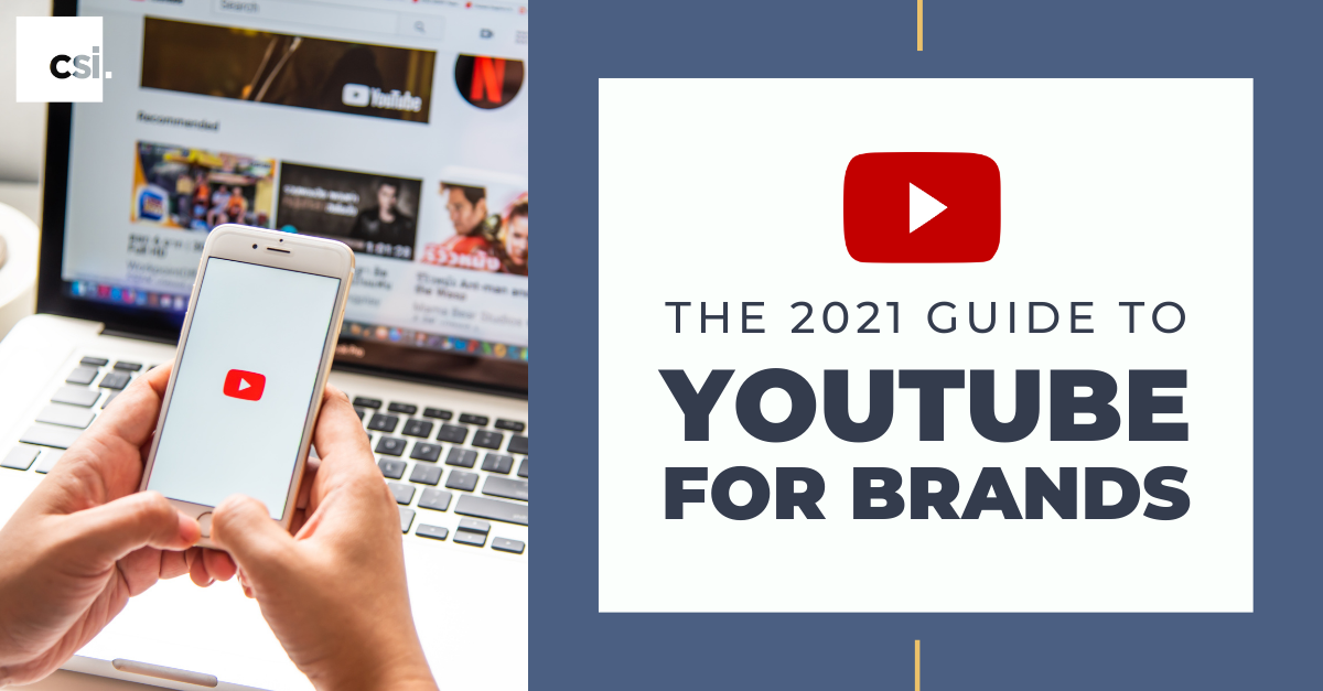 YouTube for Brands Guide 2021