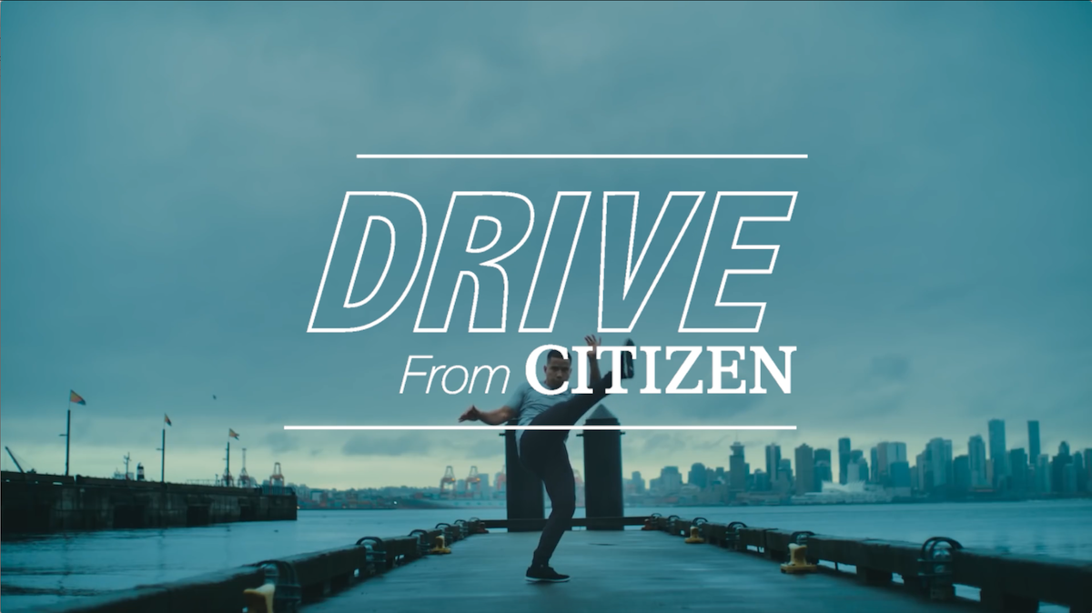 Drive From Citizen Campaign