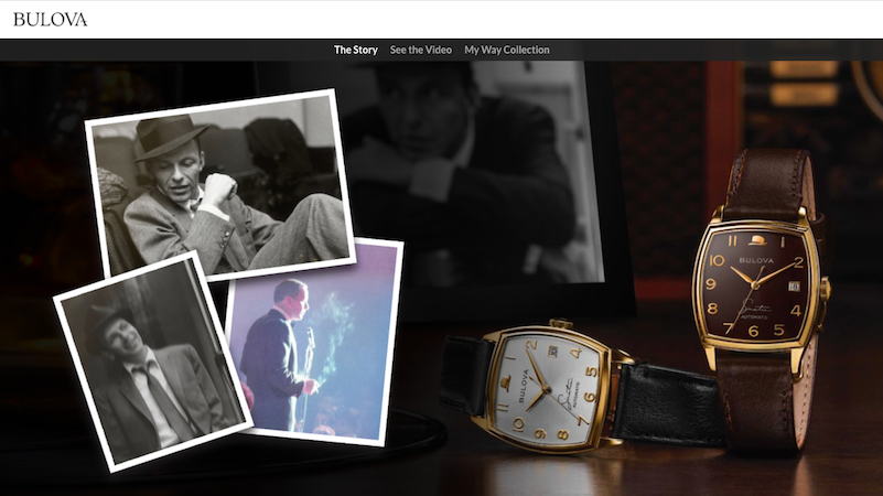 Bulova Content Marketing