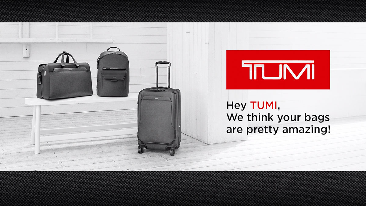 Tumi ABM Campaign