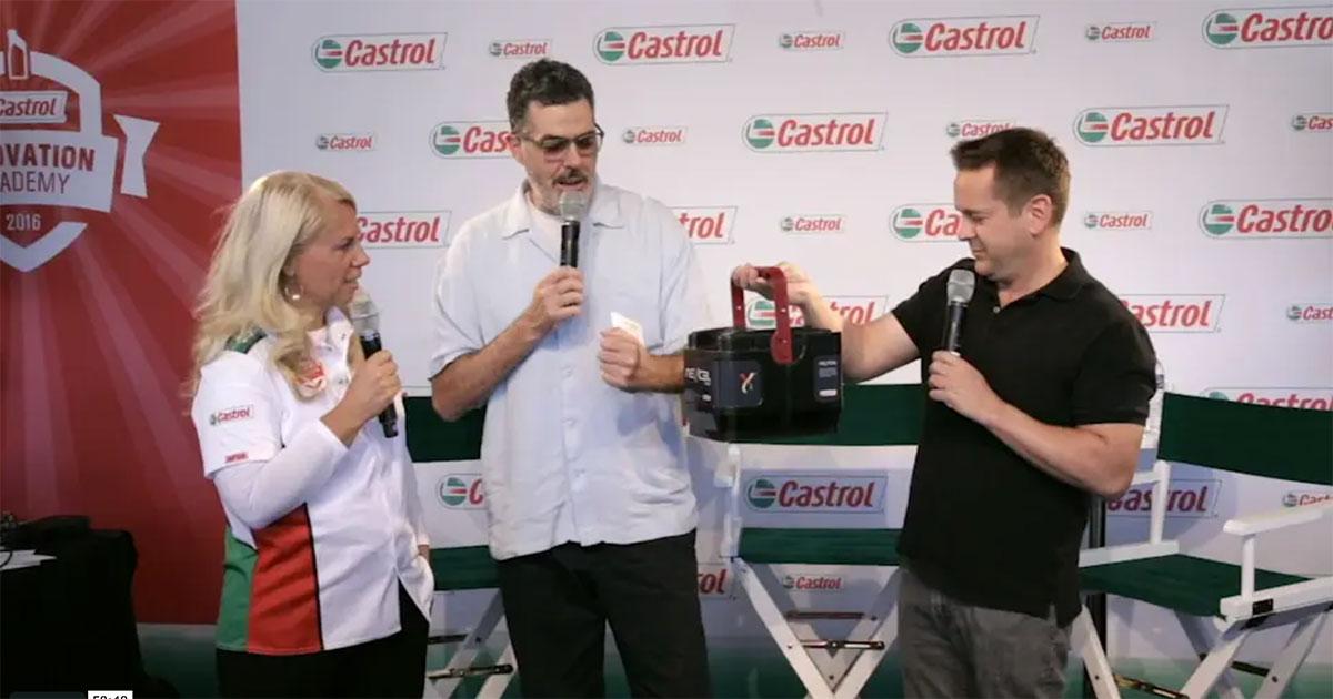 Castrol SEMA Event