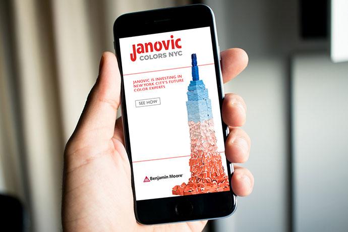 Janovic Digital Campaign