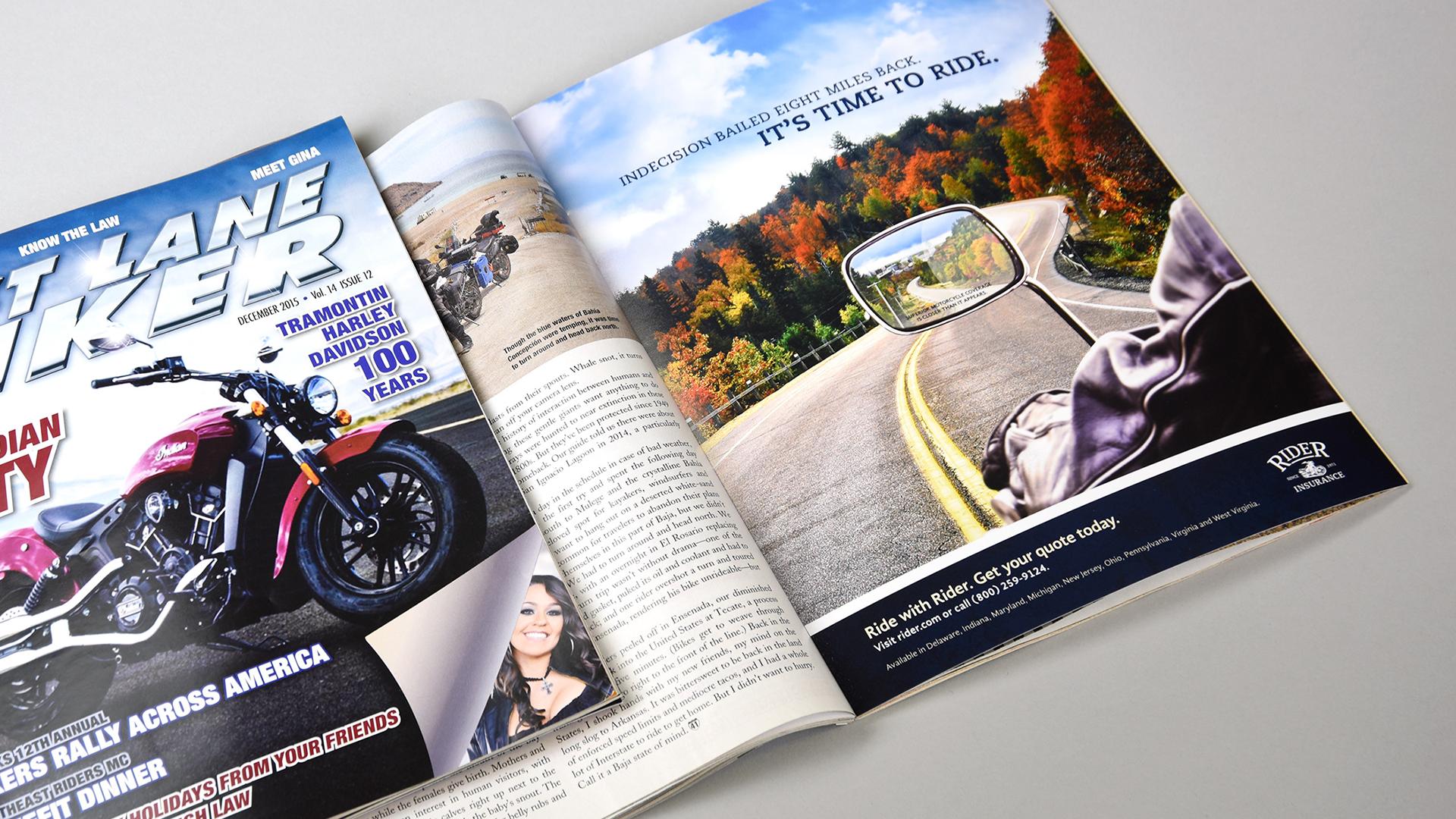 Rider Insurance