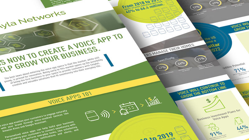 Ayla Networks Sales Collateral